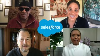 Injustice and Race: A Conversation On How We Can Take Action | Leading Through Change | Salesforce