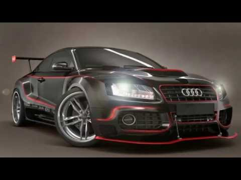 AUDI sport car's ( check Mega Autosport )