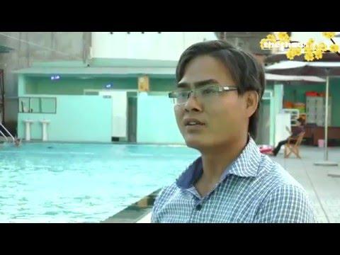 Hồ bơi Thạch Đà – Giải nhiệt cho trẻ em quận Gò Vấp || Thể Thao HCM