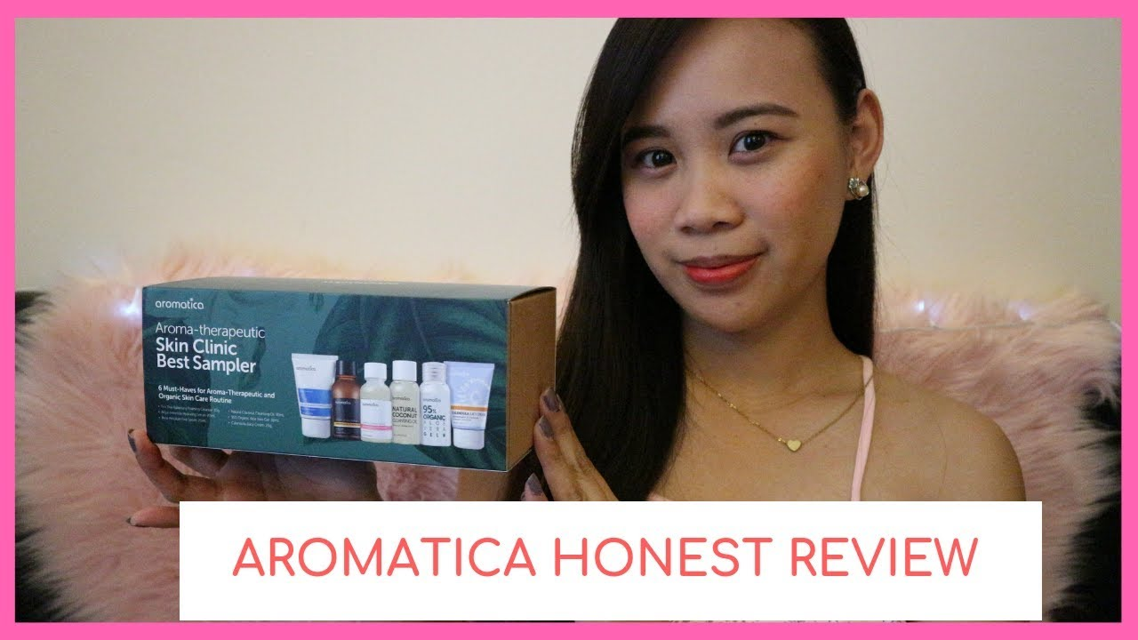 Aromatica Skincare Review Stylekorean Try Me Review Me Youtube