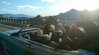 FINAL FANTASY XV WINDOWS EDITION | Launch Trailer