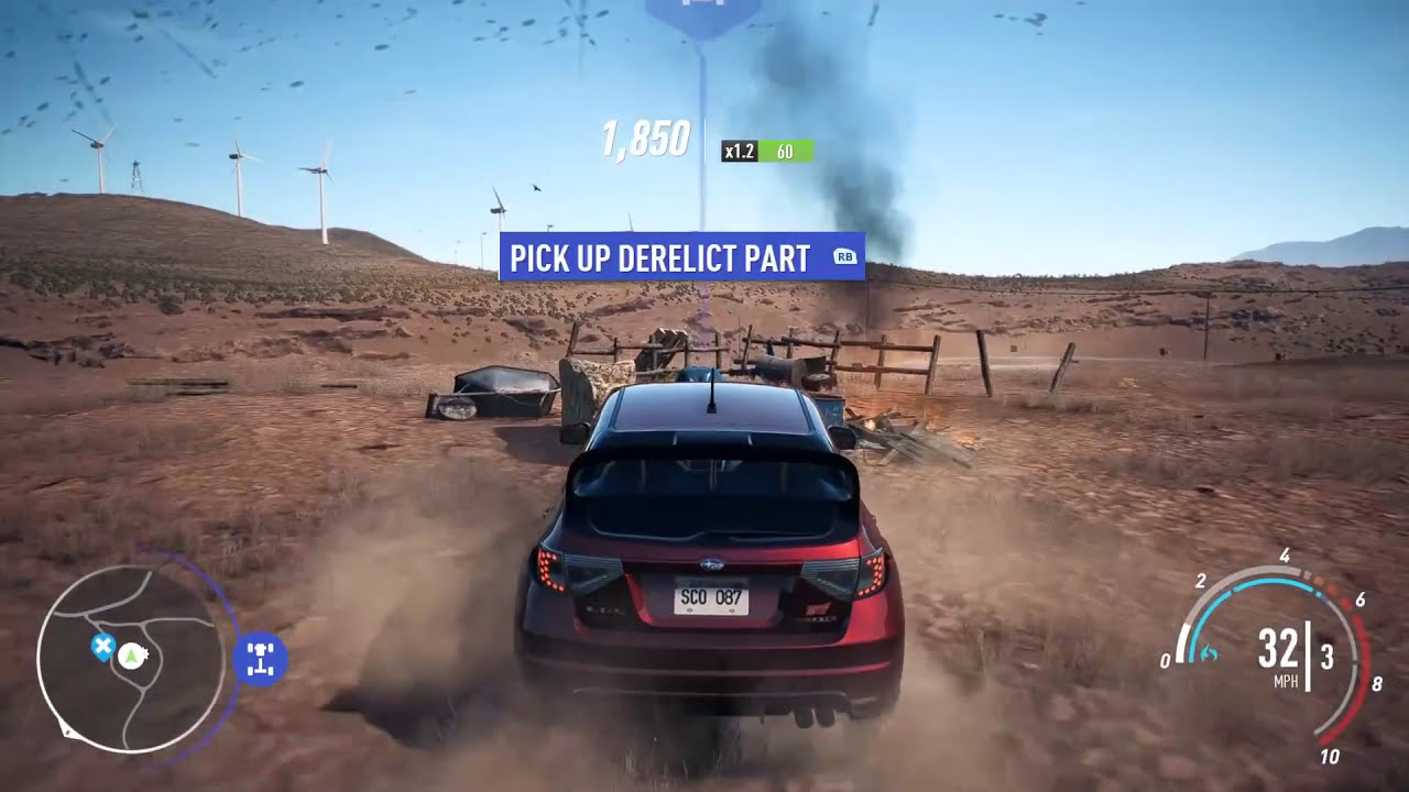 need for speed payback wracks nissan