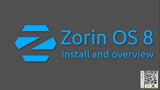 Zorin OS 8 Install and overview | Beyond Limitations [HD]