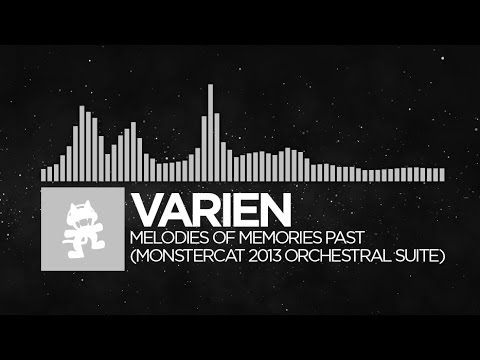 Melodies of Memories Past - Varien album art