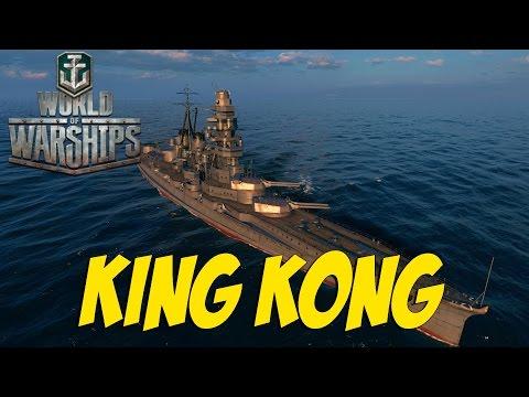 World of Warships - King Kong