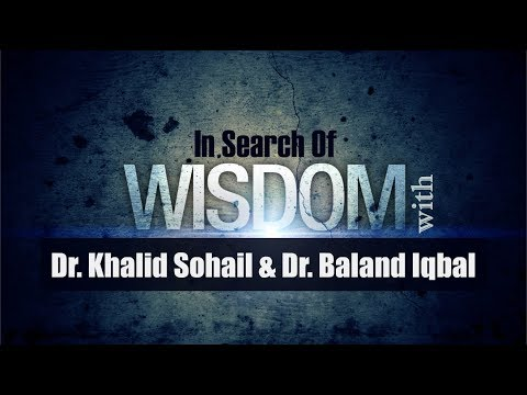 In Search of Wisdom (Subject: The Wisdom of Confucius)