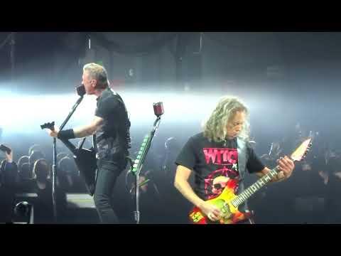 Metallica - Hardwired + Atlas, Rise! - Wizink Center, Madrid, 03 02 18