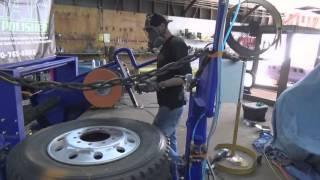 Titan Wheel Polishing Demo