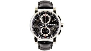 Montblanc Star 4810 Collection Chronograph - 102377