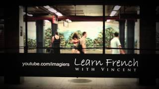 LEARN FRENCH WITH VINCENT IN NEW YORK