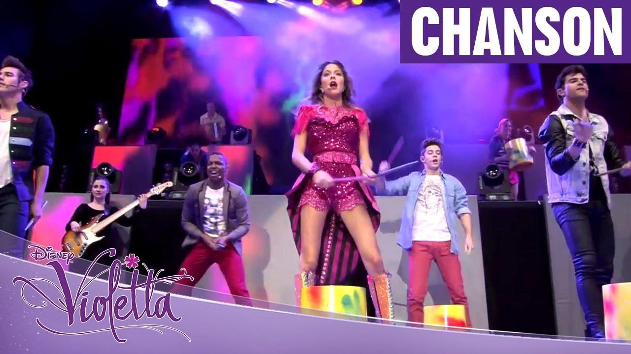 Violetta Live Stream