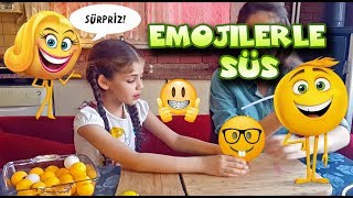 Video Sürpriz DIY Emoji Masa Süsü Yapımı | Kendin Yap download MP3, 3GP, MP4, WEBM, AVI, FLV Desember 2017