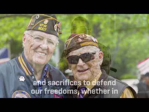 Harris Corporation Honors Veterans