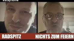 Nichts zum feiern | Der RADSPITZ MUTMACHERSONG (official Video)