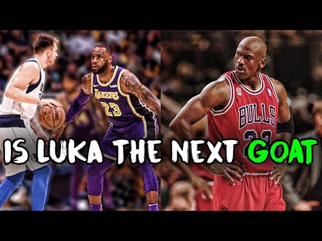 I Bet I Convince You: Luka Doncic Can Become The NBA's GOAT