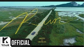 ... artist : grizzly(그리즐리), chung ha(청하) title run release 2019.08.22 ▶1thek originals https://www./c...
