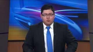 Orlando Vargas- MOCK 4 PM NEWSCAST/ 1-15-2015