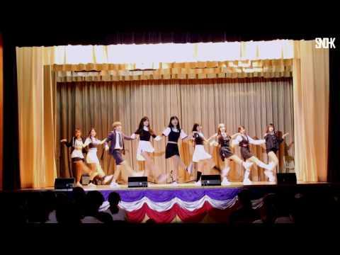 TWICE (트와이스) - Signal (시그널) Dance Cover by SNDHK || School Performance || YCHWWSSS