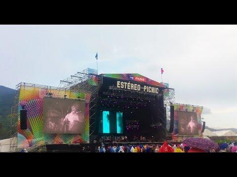 Festival Estéreo Picnic - Bogotá 2018