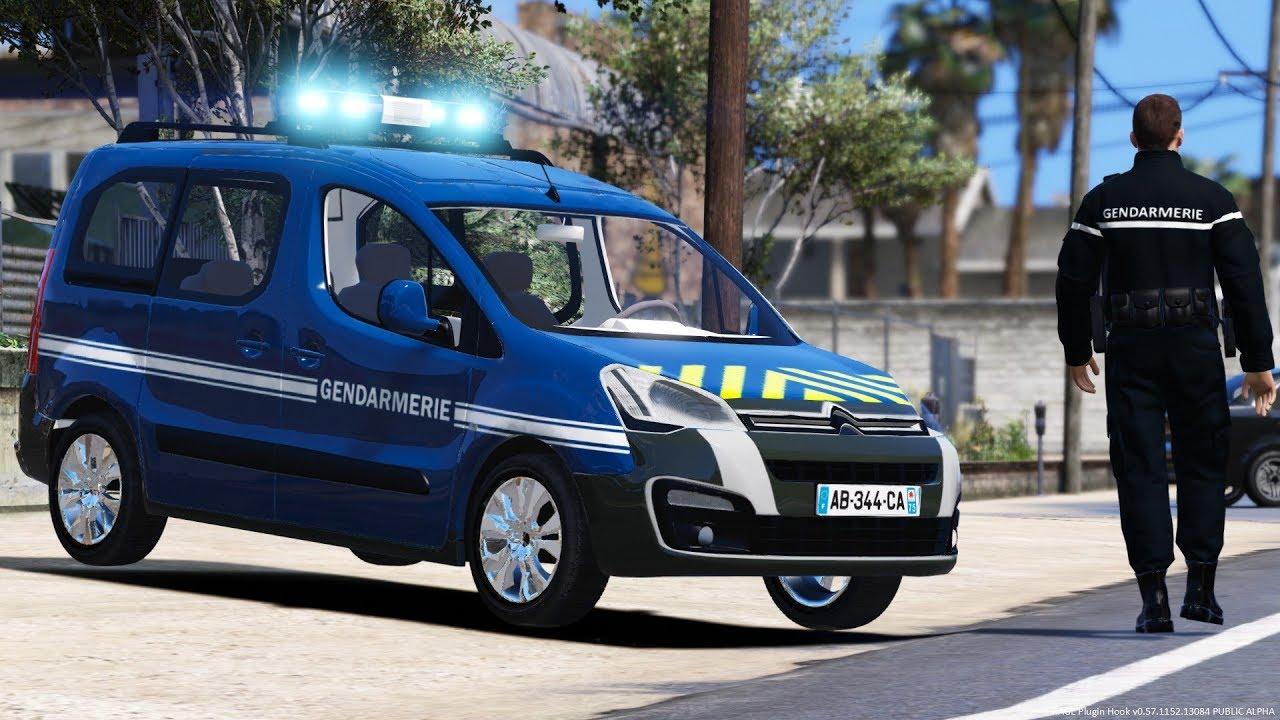 gta-lspdfr  gendarmerie nationale  un quotidien sous haute tension  53