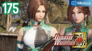 Dynasty Warriors 9 【PC】 #175 │ Shu - Yueying │ Ch.5 - The Sleeping Dragon Awakens