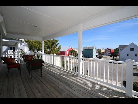 Fiddler's Green - Vacation Rental Home In Kure Beach, NC