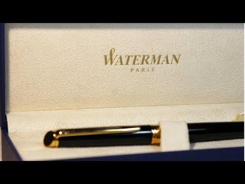 Waterman Hemisphere | Best Slim Fountain Pen