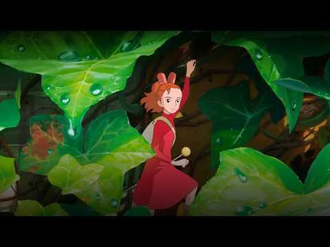 The Secret World of Arrietty - Arrietty's Song (Japanese Lyrics + English Translation)
