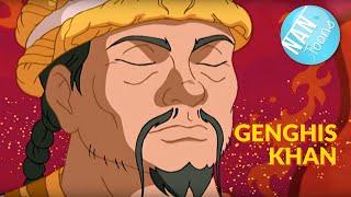 Чингисхан | Весь фильм для детей на русском языке | GENGHIS KHAN | TOONS FOR KIDS | RU