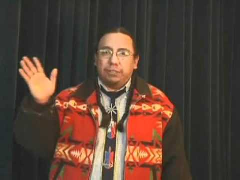 Native American Talks About Importance of Eagle Feathers