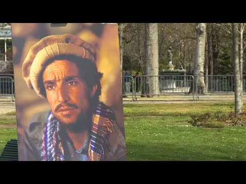 Paris Unveils Plaque in Honor of Ahmad Shah Massoud