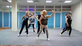 Танцуем ДИСКО под музыку 80-х.. Урок Инны Михедовой