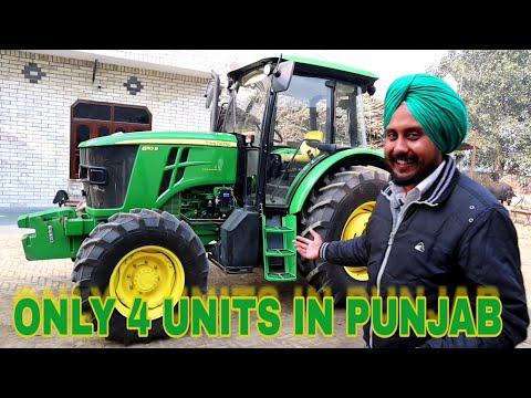 only-4-in-punjab-|-john-deere-6110b-full-detailed-review|gurpreet-singh|