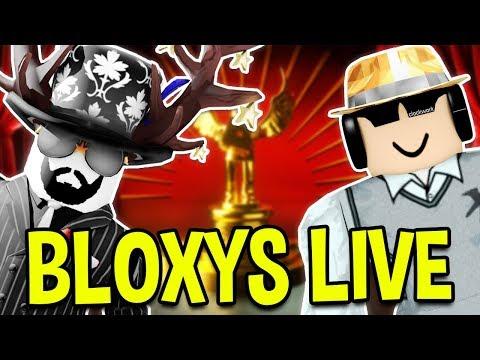 ROBLOX 5TH ANNUAL BLOXY AWARDS LIVE! 🔴 Jailbreak! Jailbreak! (Roblox Bloxys)