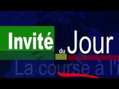 Afrik chrono TV, Invité du jour He  Houngibo K. Lucien