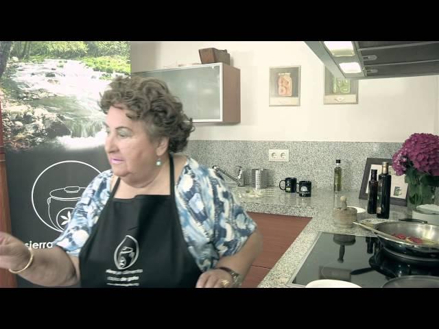 Moraleja - Sopa de Tomate - Sierra que alimenta cocina de Gata