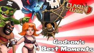 Clash of clans - Godson's Best moments 2