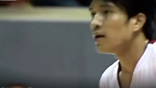 James Yap College Highlight/University of the East