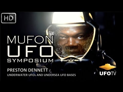 UNDERWATER UFOs AND UNDERSEA USO BASES – MUFON UFO SYMPOSIUM