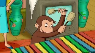 Georges le Petit Singe 🐵Le Xylophone 🐵Saison 2  🐵Dessin Animé 🐵Animation Pour Enfants