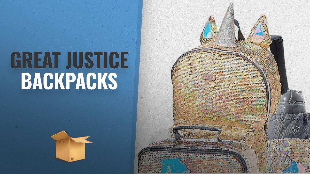 f52ec590a3 Justice Back To School Backpacks We Love!  Justice Set of 3 School ...