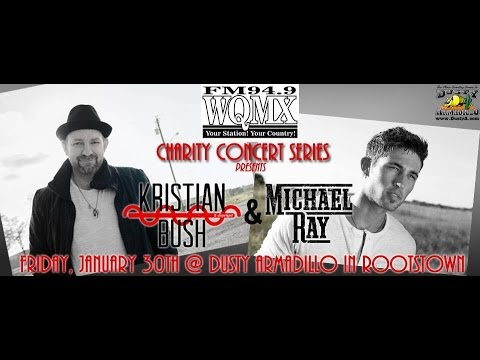 WQMX Charity Show: Kristian Bush and Michael Ray
