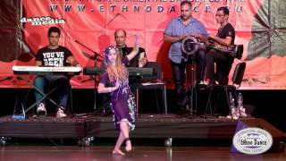 Gambar cover Alesia Domasevich Baladi Orchestra