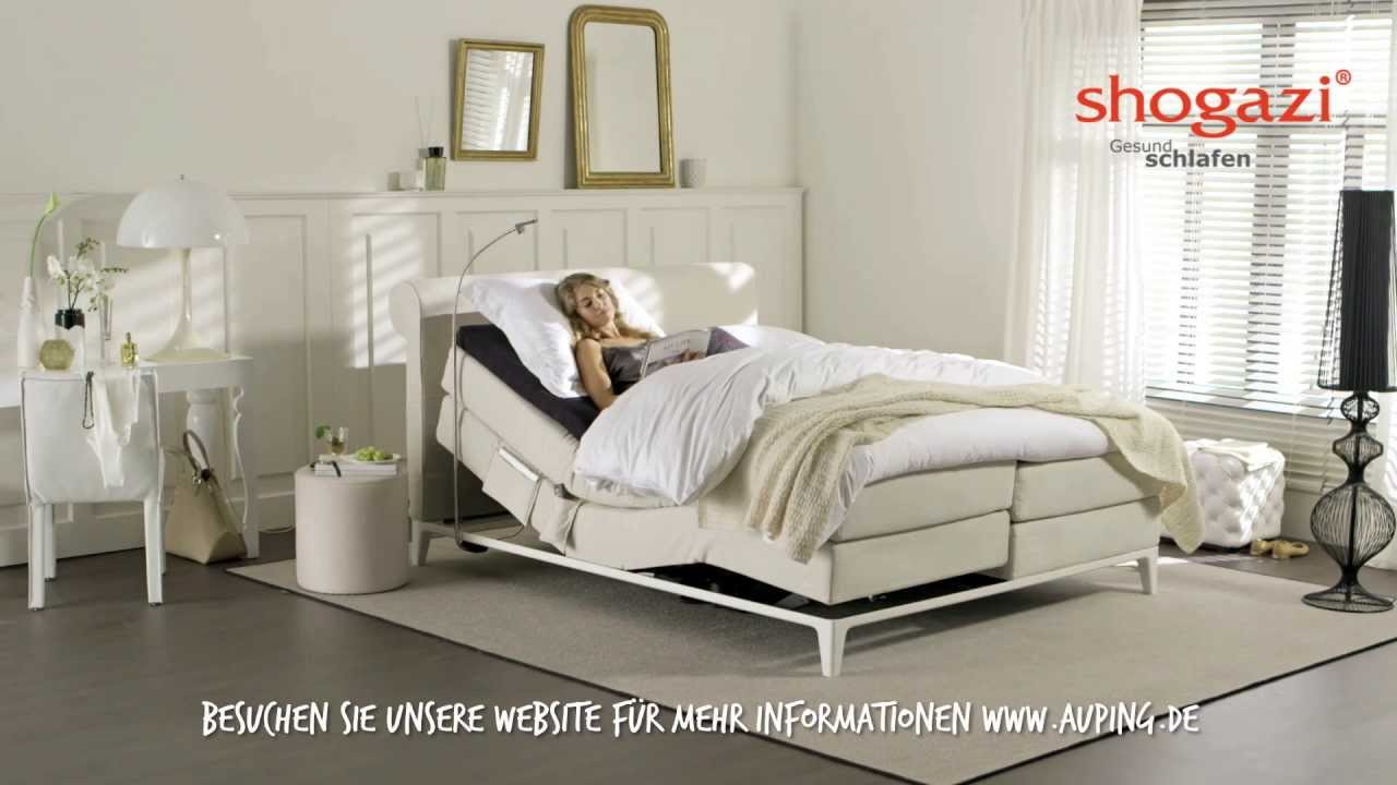 boxspringbett criade von auping by shogazi youtube. Black Bedroom Furniture Sets. Home Design Ideas