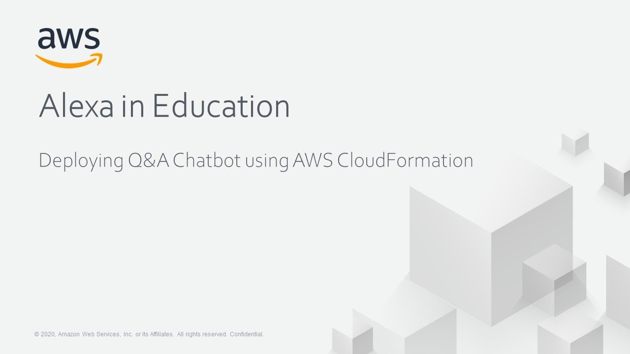 Deploying Q&A Chatbot Using Cloudformation