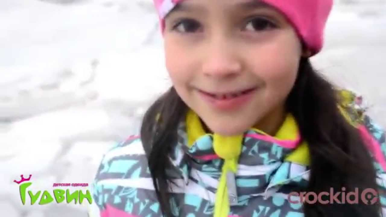 Утепленный комбинезон для малышей Reima Tosti - YouTube