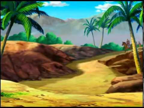 GIDEON - Best animated Christian movie