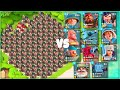 Gambar cover ALL BOOM CANNON BASE vs Every Troop in Boom Beach