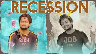 RECESSION | SOFTWARE JOBS POTHE INTHE | SHANMUKH JASWANTH