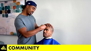 Bad Barbers ft.Richie Loco | All Def Community